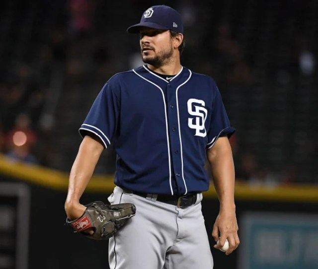 Indians Trade For Padres Star Closer Brad Hand In Blockbuster Deal