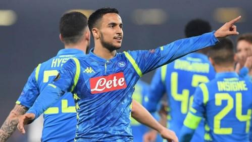 Image result for Parma vs Napoli photos