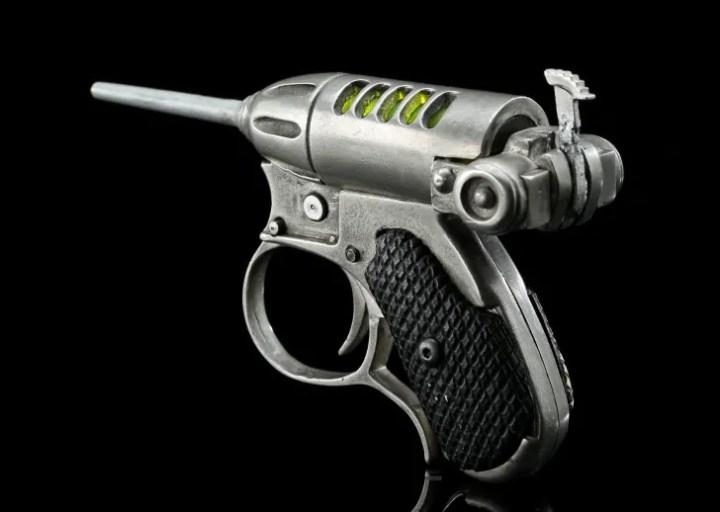 A gun from Men in Black