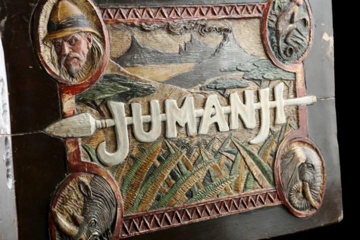 The Jumanji game