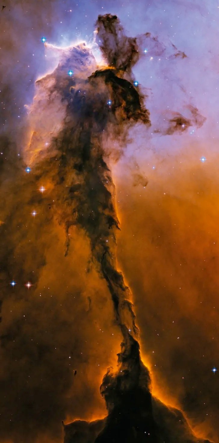 Images from the Hubble Telescope