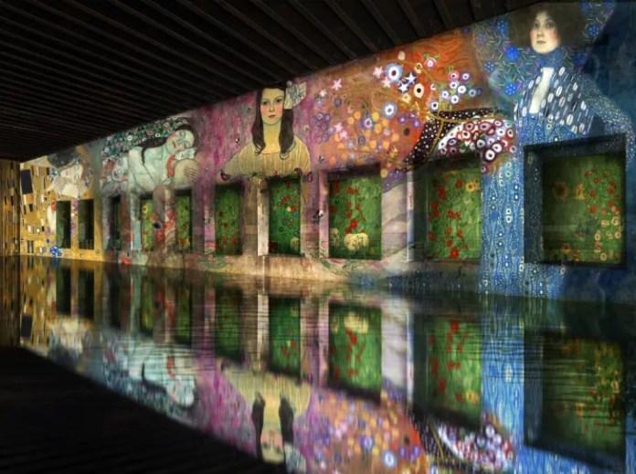 Культурная галерея Artspaces во Франции.