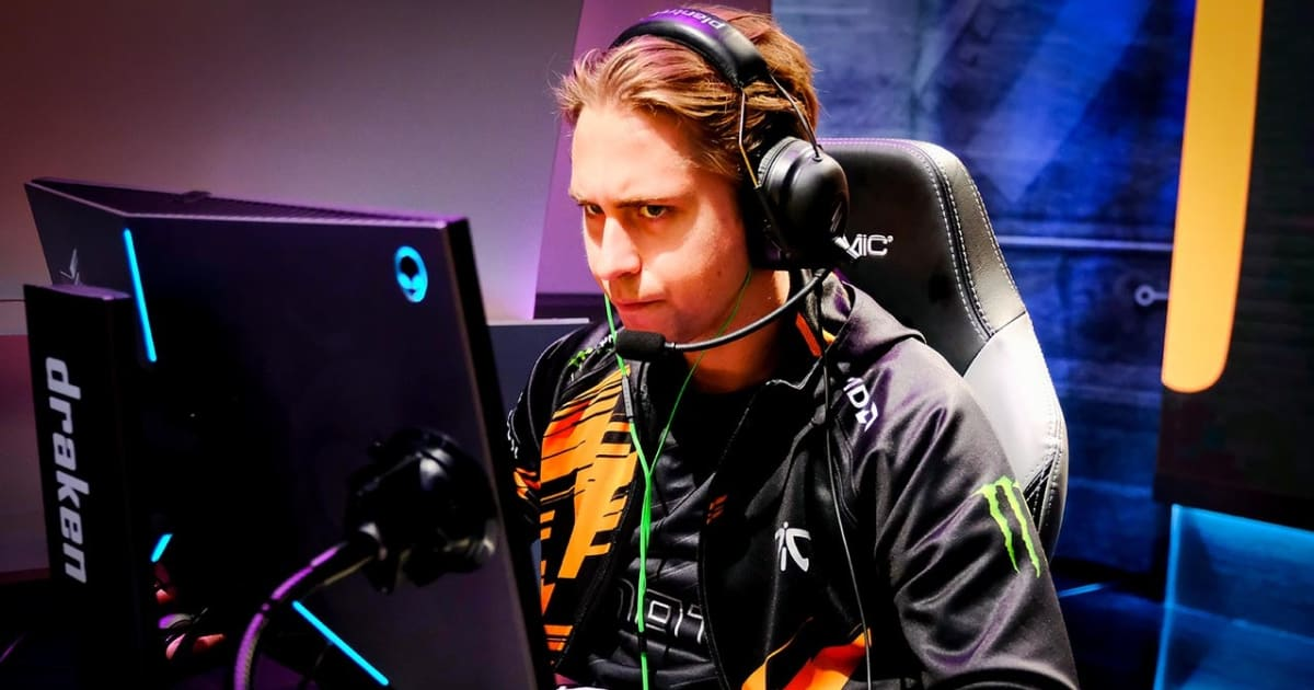 Sources Fnatic Expected To Bench Draken Dbltap