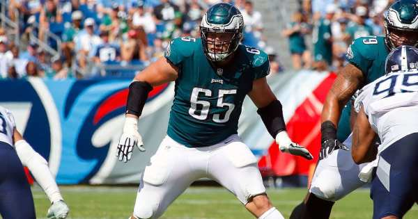 Lane Johnson is Officially Active for Thursday Night ...