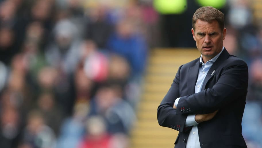 8 Managerial Reigns That Were Even Shorter Than Julen Lopetegui's Disastrous Stint at Real Madrid burnley v crystal palace premier league 5bd8454dfb6ce71fd3000001