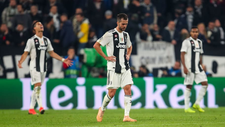 90min's Definitive European Power Rankings: Week 11 juventus v manchester united uefa champions league group h 5be5ae8a244b74e732000023