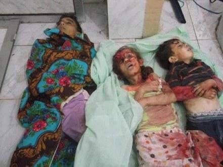 Killings in Syria