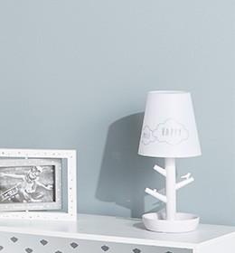 luminaire enfant guirlandes lampe de