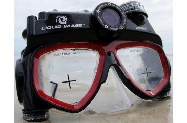 Liquid Image 5MP VideoMask Series Waterproof Digital ...
