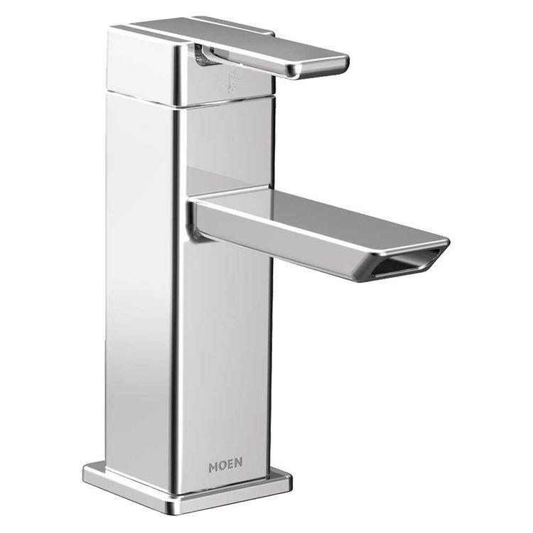 moen s6700 single handle low arc bathroom faucet chrome