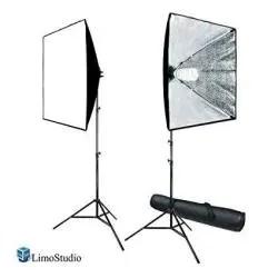 limostudio 700w photography softbox light lighting kit photo equipment soft studio light softbox 24x24 agg814 r digital camera accessories