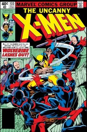 Wolverine: Alone!