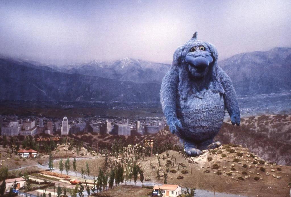 thog muppet
