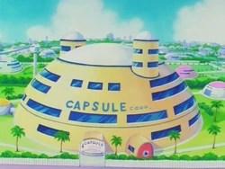 A empresa cápsula é uma das empresas mais ricas do mundo de Dragon Ball