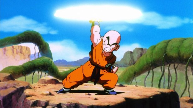 How Strong Will Krillin Get Now That He Is Training Again?