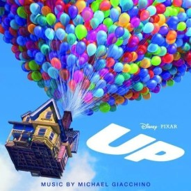 Cover art for the movie soundtrack to Up, by Michael Giacchino