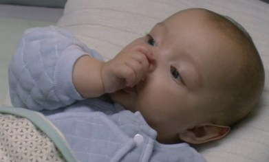 Human-Vulcan hybrid baby life events