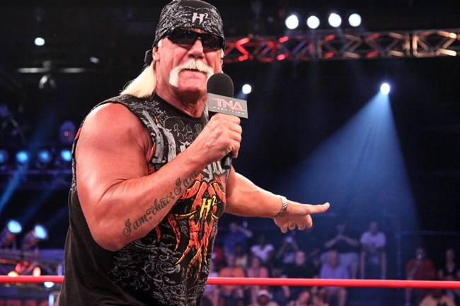 The Hulkster: Spoke too soon on twitter?