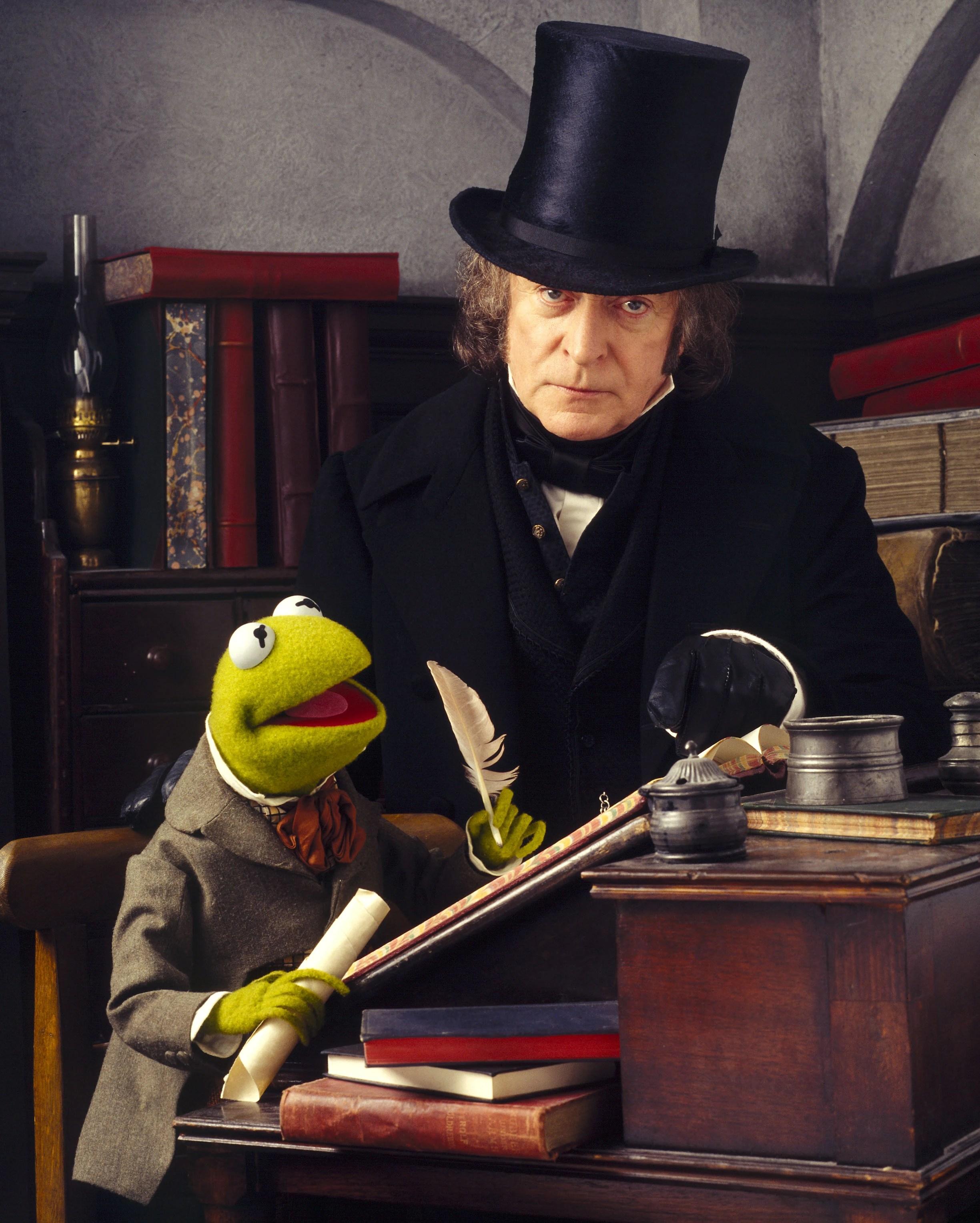 A Muppet Christmas Carol: Weekly Human Wednesday: Ebeneezer Scrooge