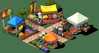 Farmers Market-SW