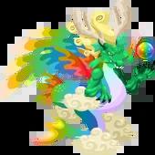 Dragón Legendario Fase 3