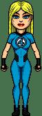 Invisible Woman 15 - Fantastic Four v3 554