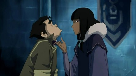 Eska and Bolin, abuse, dating violence, domestic abuse, Legend of Korra