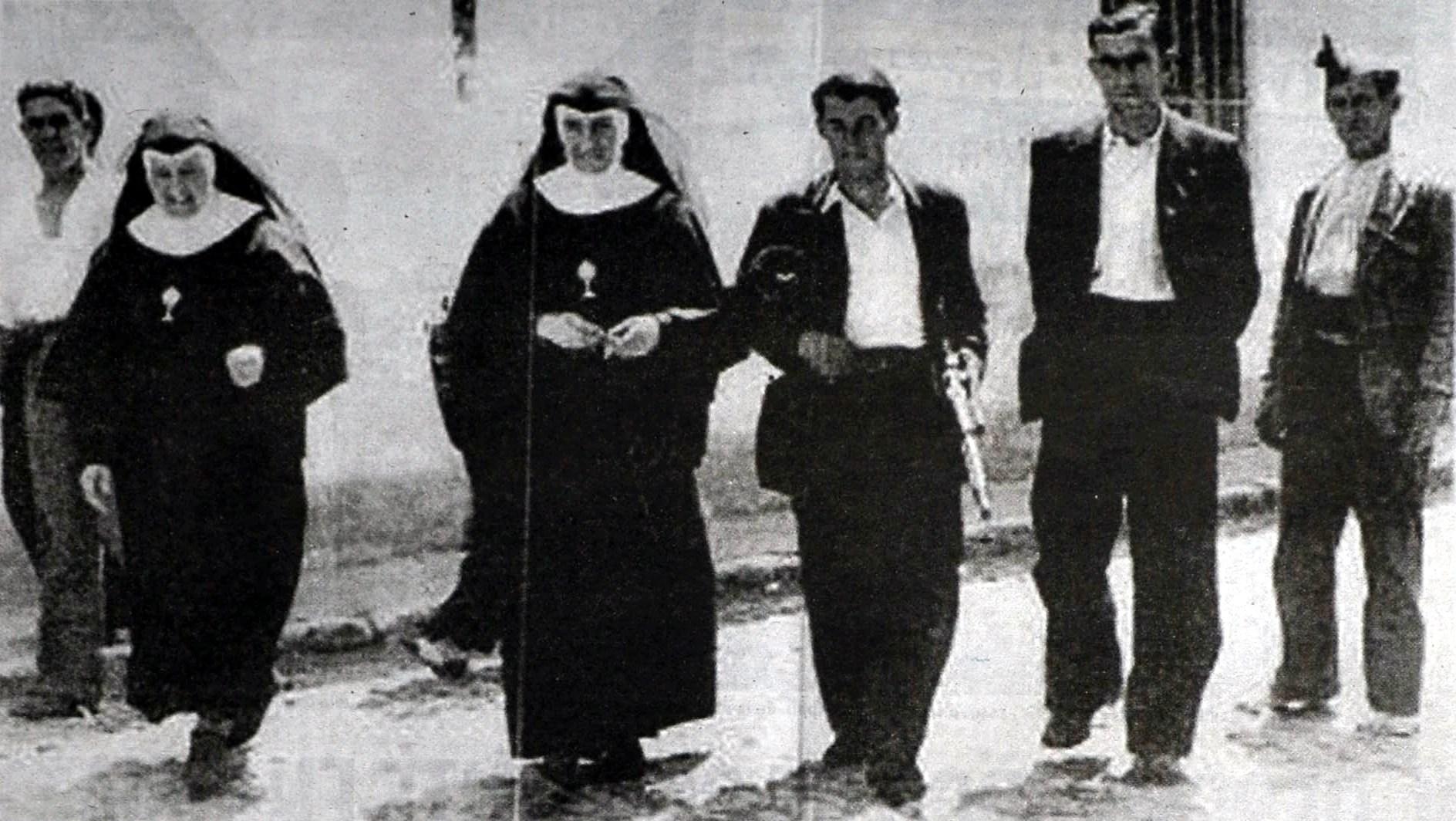 Resultado de imagen de persecucion religiosa españa