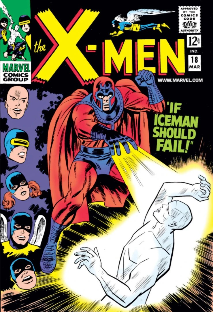 If Iceman Should Fail!
