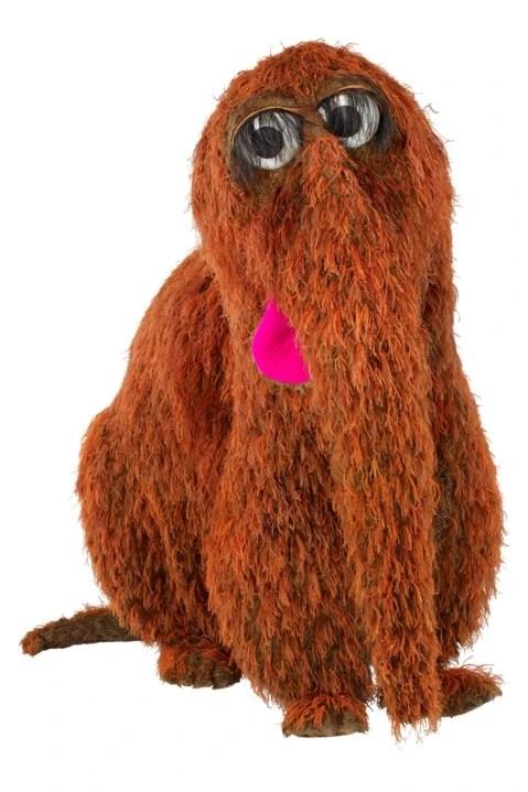 Big Birds wooly mammoth of an imaginary friend
