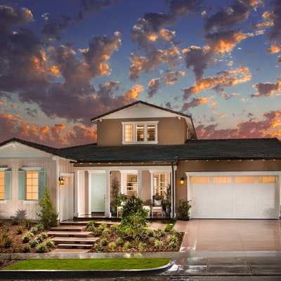 Discover New Homes in Orange County