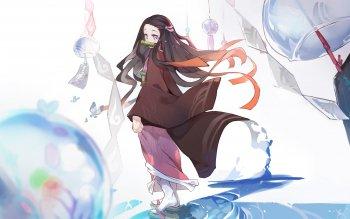 60 Kimetsu No Yaiba Hd Wallpapers Background Images