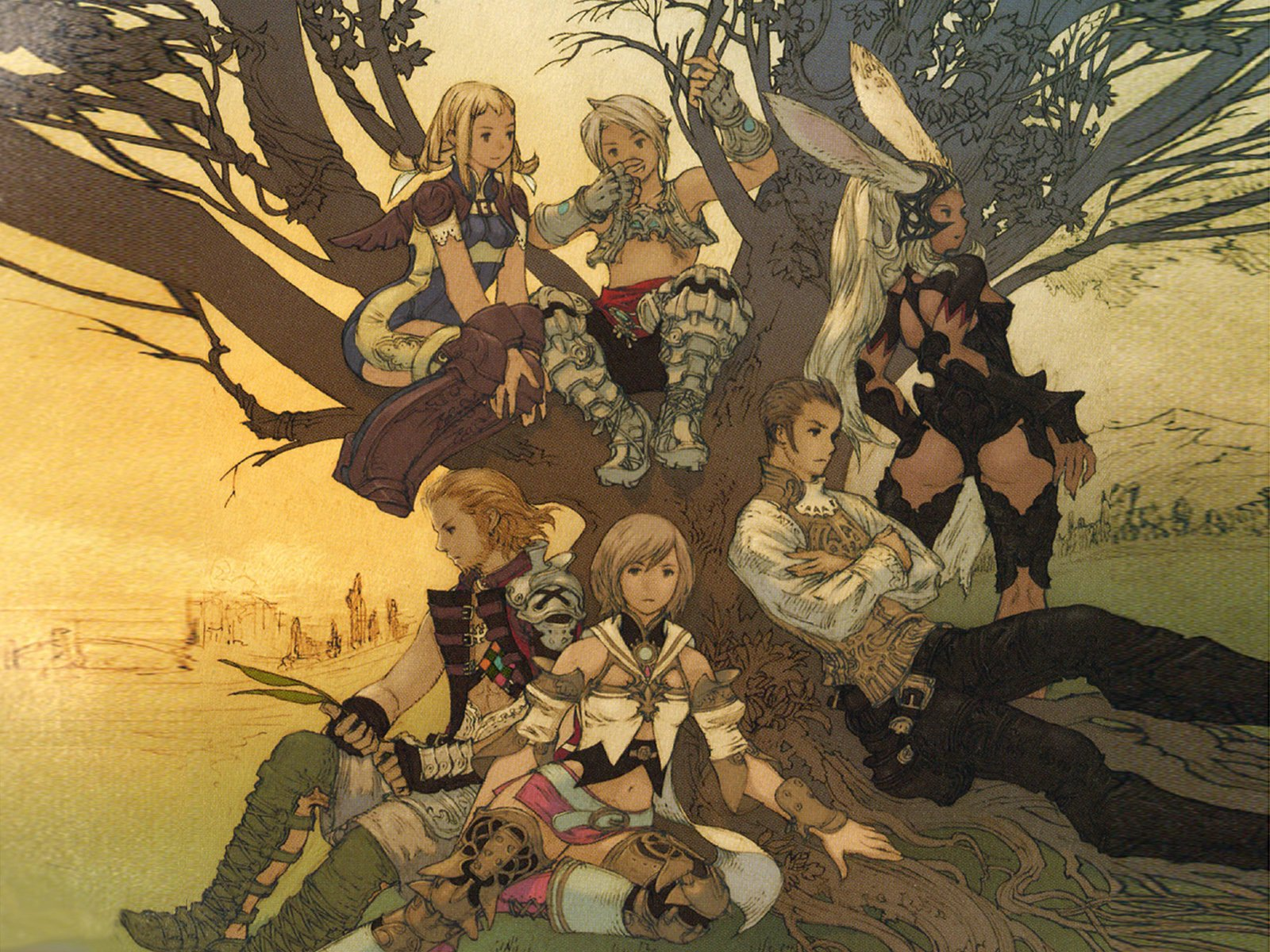 Final Fantasy XII Wallpaper And Background Image