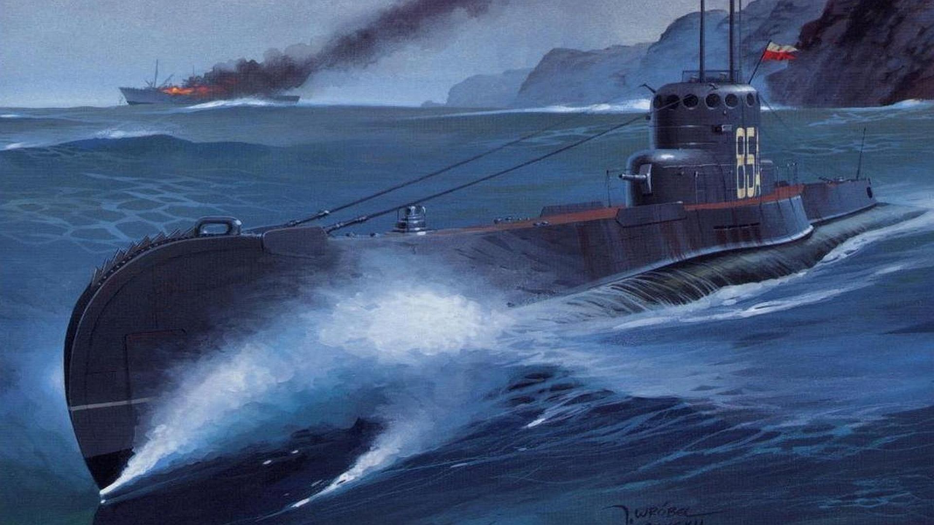 submarine hd wallpaper | background image | 1920x1080 | id