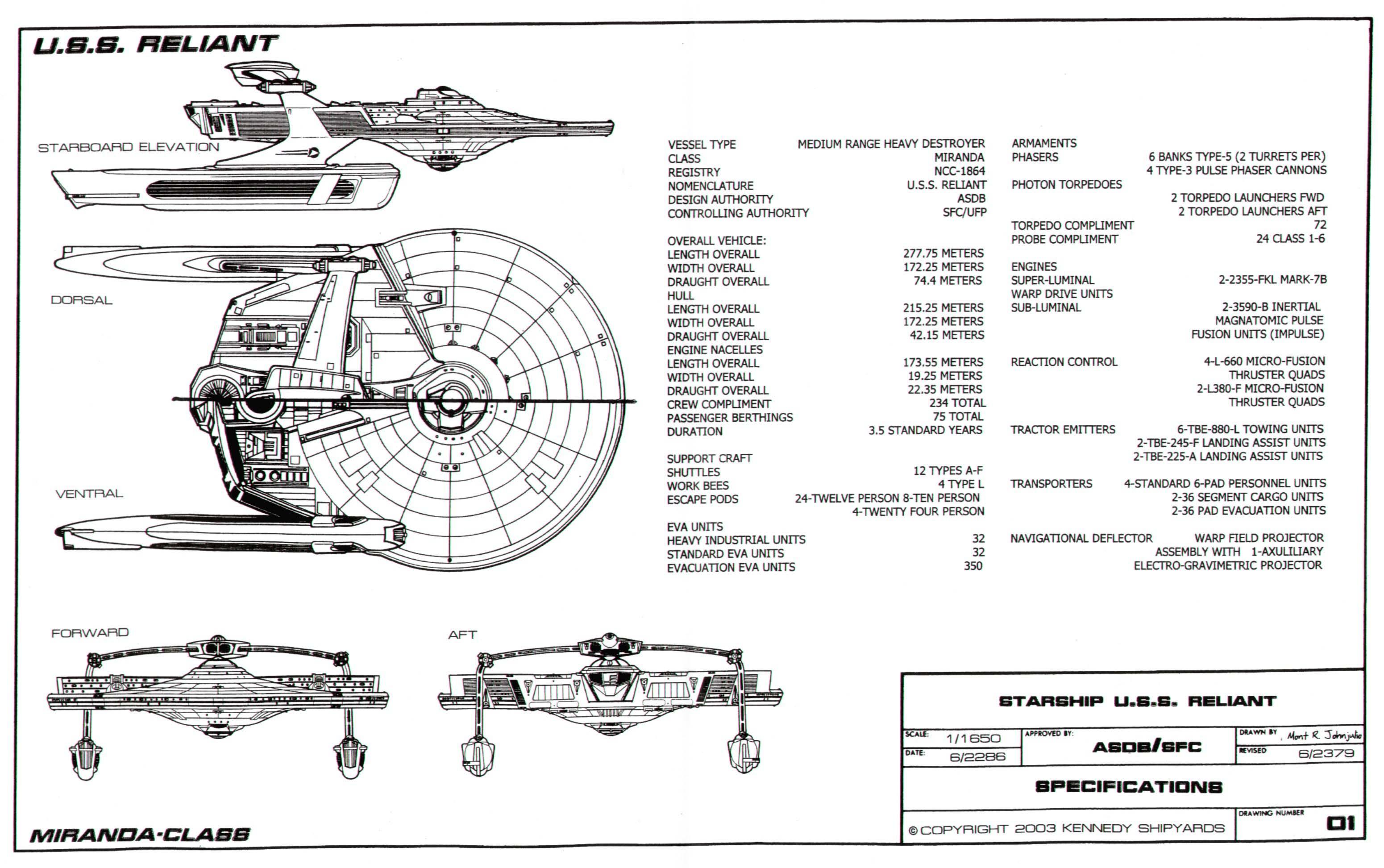 Sci Fi Star Trek Spaceship Schematic Space Wallpaper