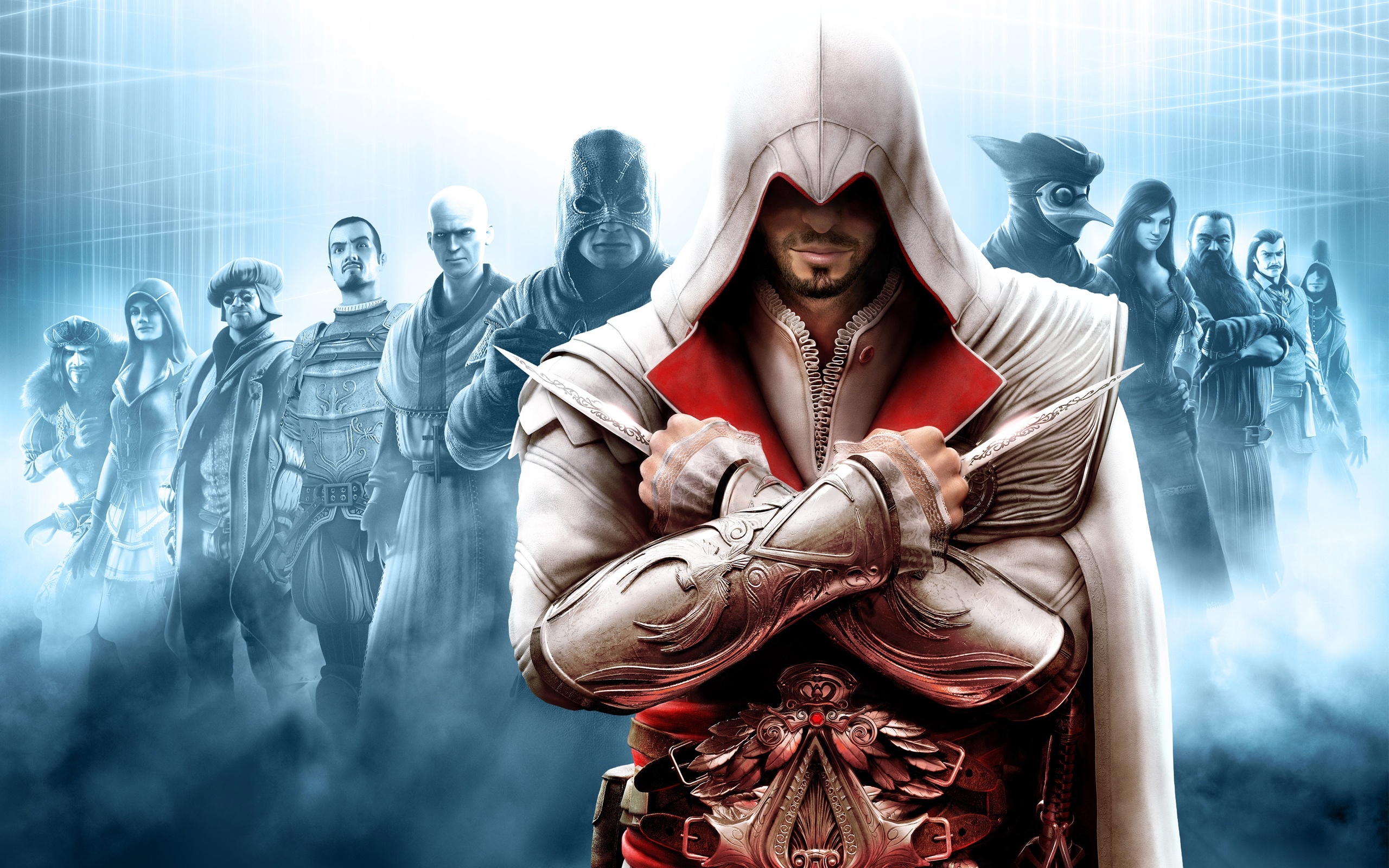Assassin s Creed  Brotherhood HD Wallpaper   Background Image     Wallpapers ID 274587