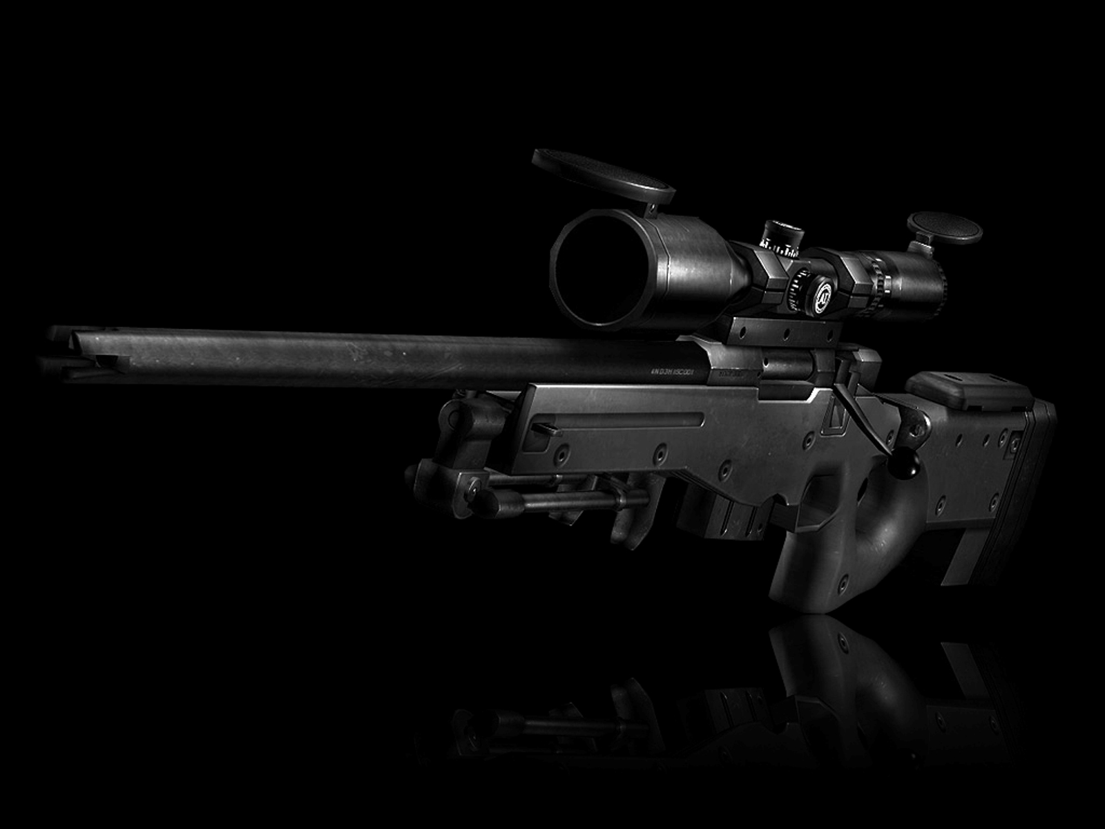 49 Sniper Rifle HD Wallpapers Background Images