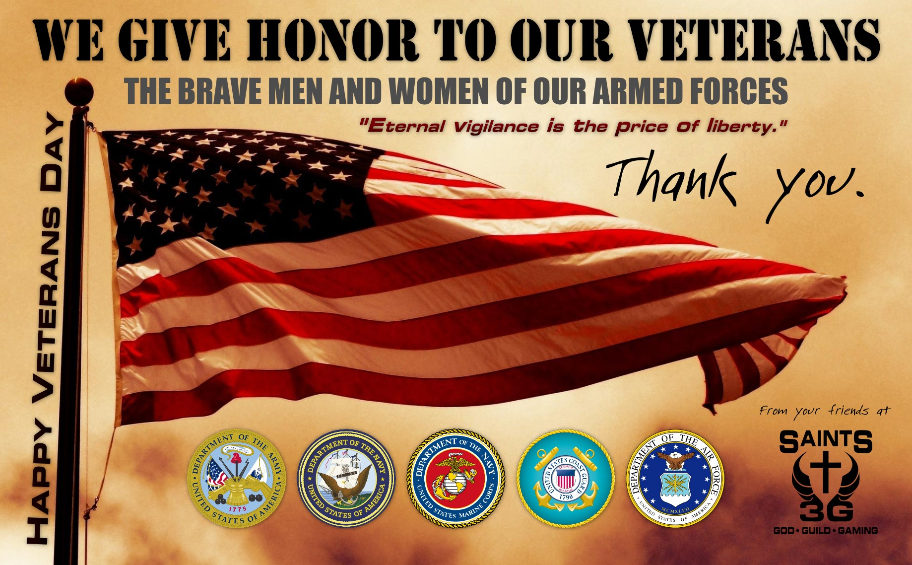 Veterans Day Wallpaper And Background Image