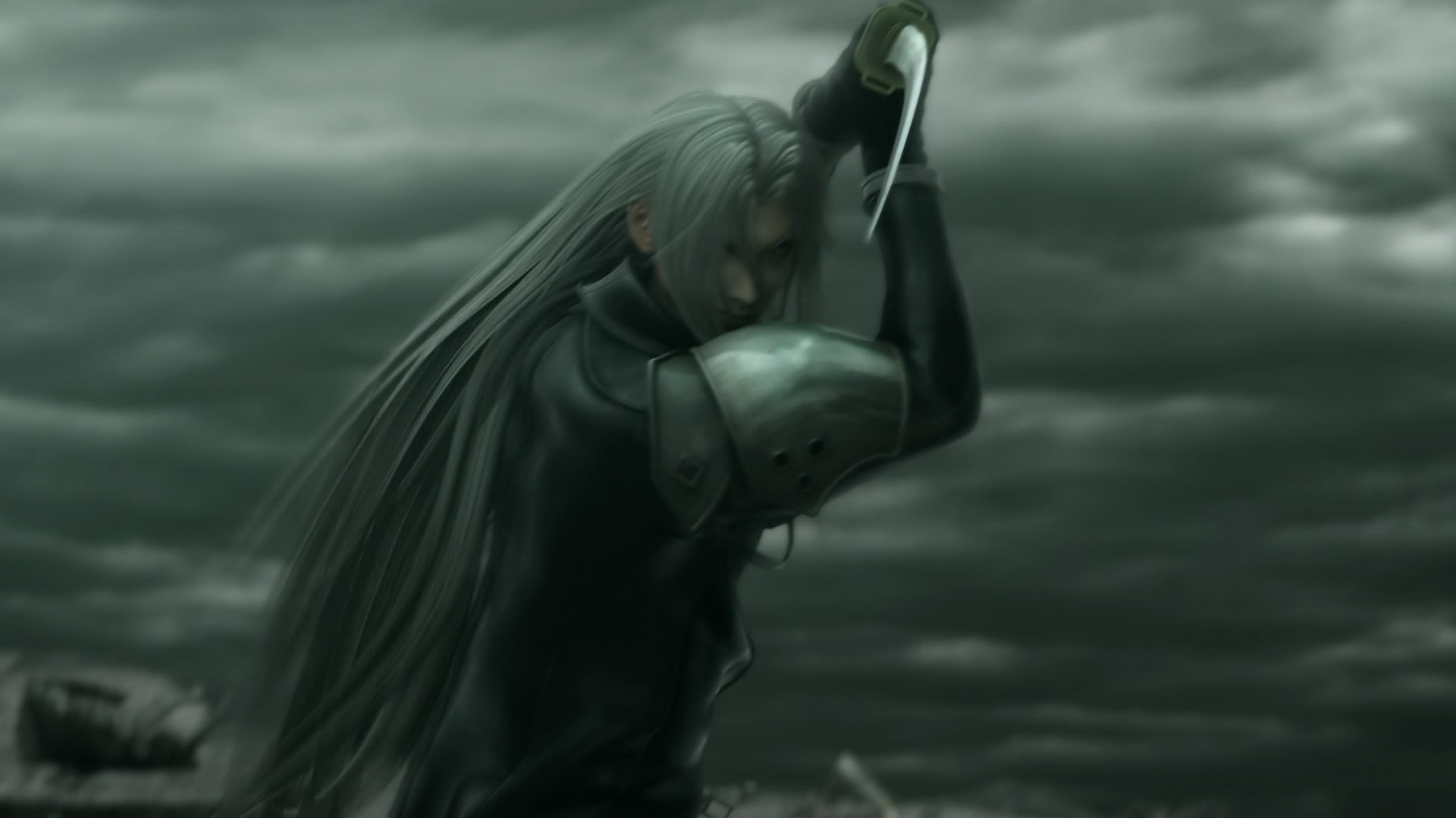 Final Fantasy VII Advent Children HD Wallpaper