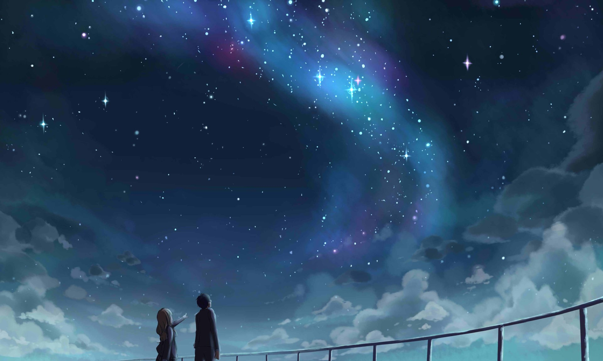 Comfortable wallpapers for your browser in a tabs. Your Lie in April 4k Ultra HD Wallpaper | Background Image ...