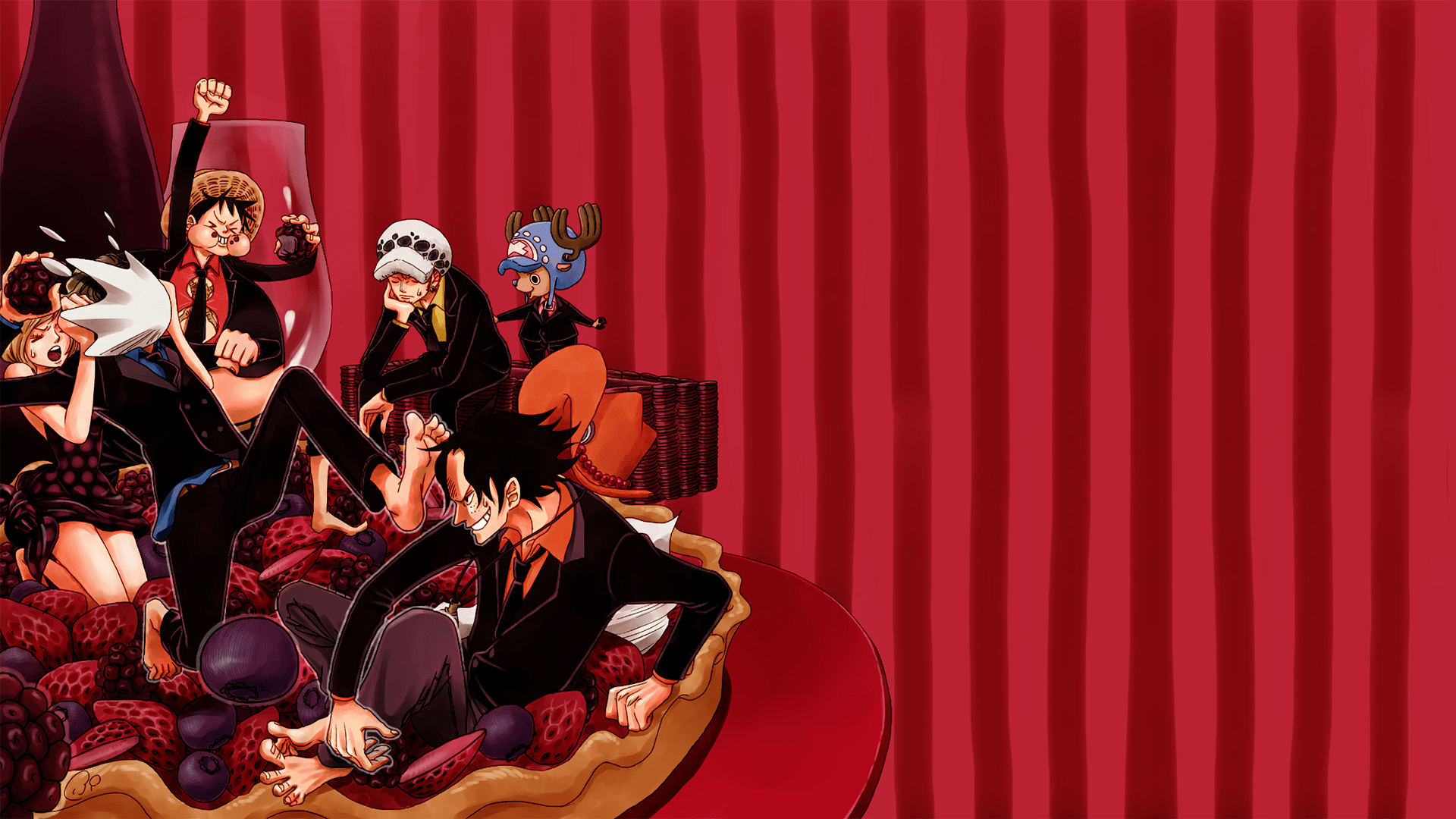 One piece dual monitor wallpaper 3840x1080. One Piece HD Wallpaper | Background Image | 1920x1080