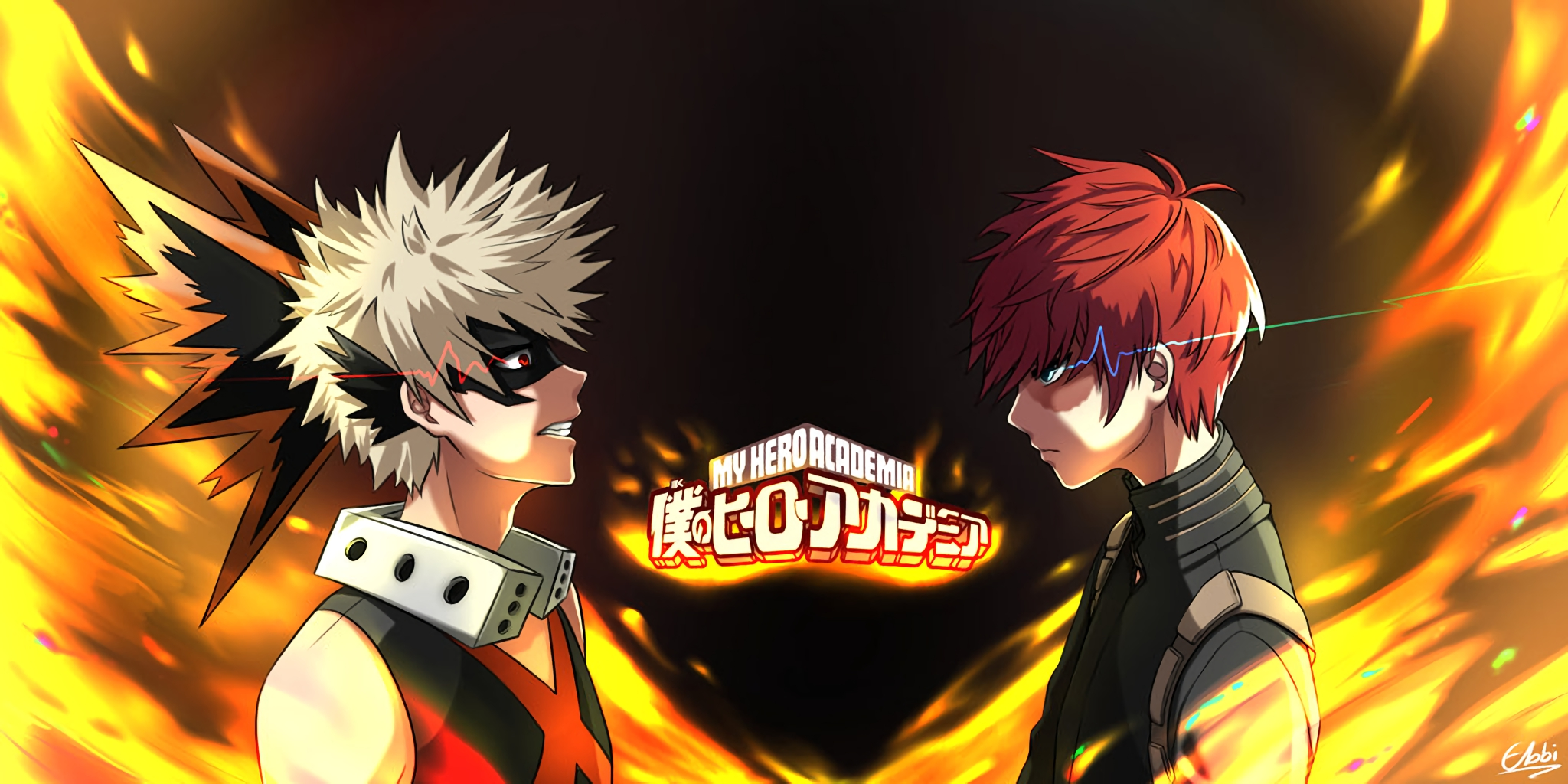 Become a hero with our 2807 my hero academia hd wallpapers and background images! My Hero Academia Wallpaper and Background Image   2048x1024