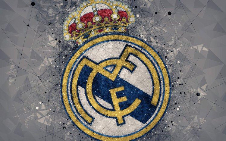 Real Madrid Logo 4k Ultra 高清壁纸   桌面背景   3840x2400   ID ...