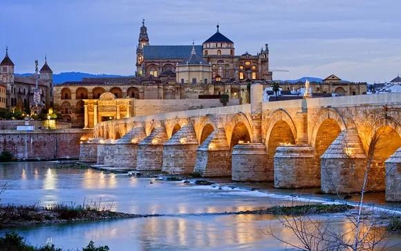 Cordoue Espagne Voyages Cartes