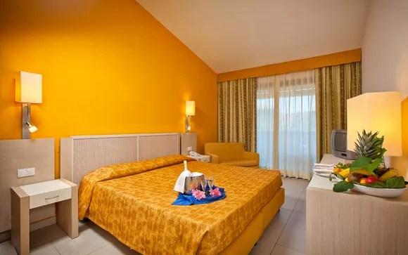 Hotel Club Baja Bianca 4 Capo Coda Cavallo Fino A 70