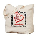 Lymphoma Awareness Month v4 Tote Bag