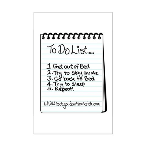 "The ""To Do"" List"