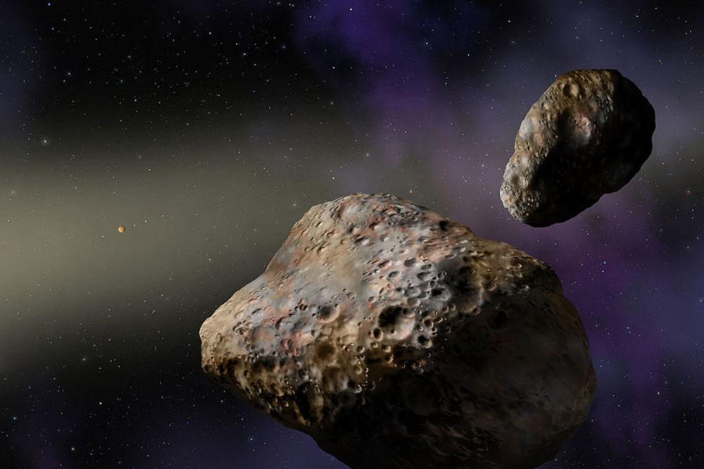 IMA LI RAZLOGA ZA STRAH: Nestao asteroid od 270 metara! Išao ka Zemlji, a sad ne znaju gde je!