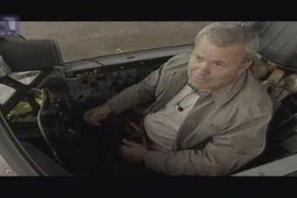 Srpska krila: Ddetalj iz filma niko nije rekao neću
