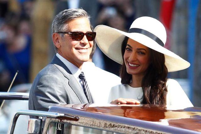 JEDVA ČEKA DA POSTANE OTAC: Džordž Kluni se ne odvaja od supruge dok se ne porodi